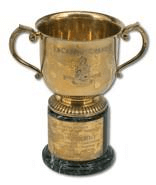 Lady's Secret Owner Trophy from 1986 El Encino Stakes
