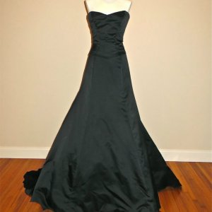 Kate Beckinsale Worn Original Vera Wang Gown Pre-Oscar Event 2002