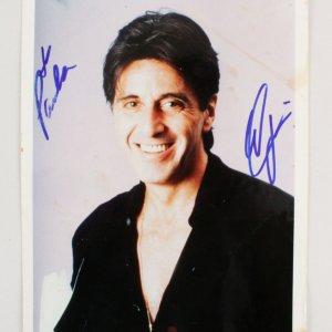 Al Pacino Signed 8x10 Photo - COA JSA