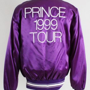 "Prince Tour Jacket ""1999"" from Concert Promoter"