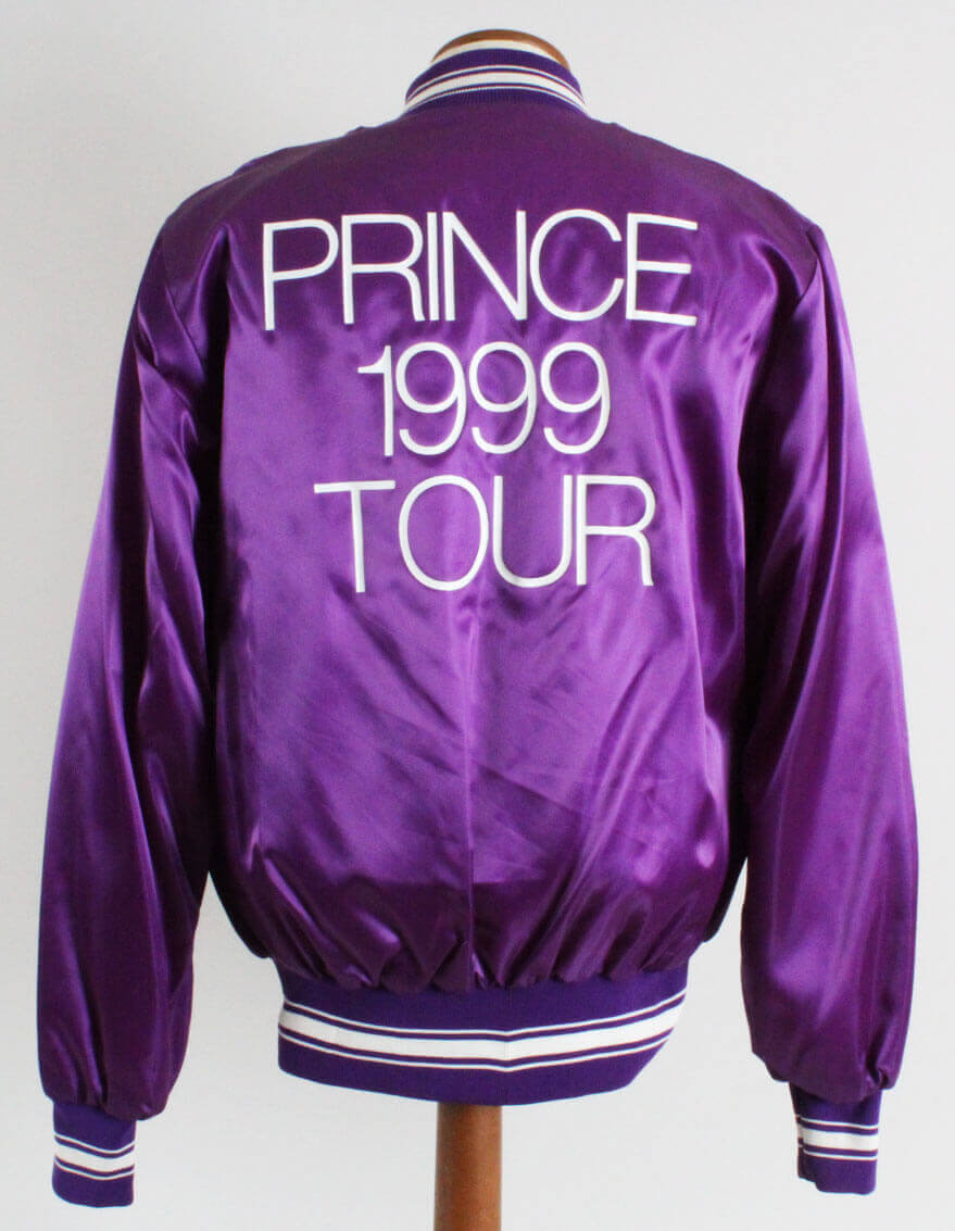 """Prince Tour Jacket """"1999"""" from Concert Promoter"""
