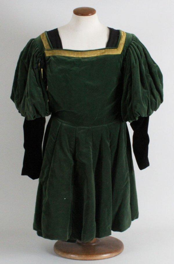 """The Other Boleyn Girl"" Dress Costume (Backlot Props)"