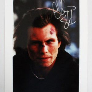 Christian Slater Signed 8x10 Photo - COA JSA