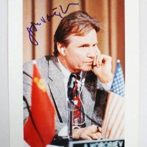 Jon Voight Signed 8x10 Photo - COA JSA