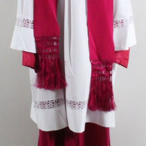 """Angels & Demons"" Priest Robe Vestments Costume (Backlot Props)"