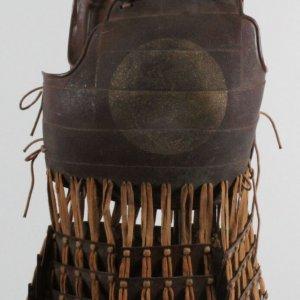 """The Last Samurai"" Soldier Leather Vest Costume (Backlot Props)"