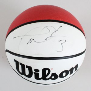 Dwyane Wade Signed Basketball Miami Heat - JSA