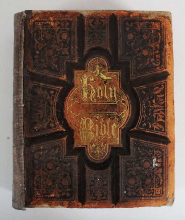 1875 Holy Bible