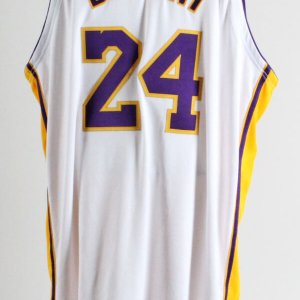 c2a32bea1ce 2007-08 Kobe Bryant Game-Worn Los Angeles Lakers Alternate Jersey
