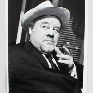 Burl Ives Signed 8x10 Photo - COA JSA
