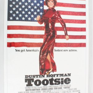 1982 Tootsie Movie Poster One Sheet NSS 820132