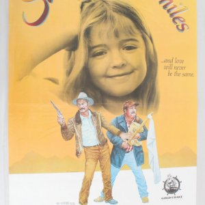 1982's Savannah Smiles One Sheet Movie Poster