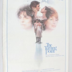 1977 The Turning Point Movie Poster One Sheet