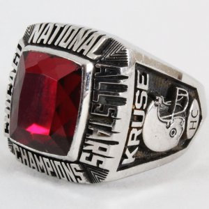 2009 Chicago All-Stars National AYF Champions Ring