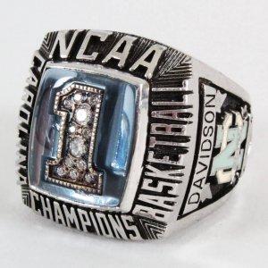 1993 UNC Tar Heels Basketball Championship Ring