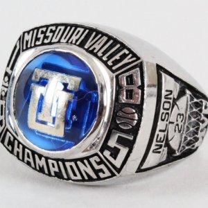 1985 Tulsa Golden Hurricane Championship Ring
