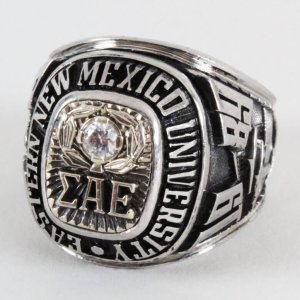 1989 Eastern New Mexico University Class Ring
