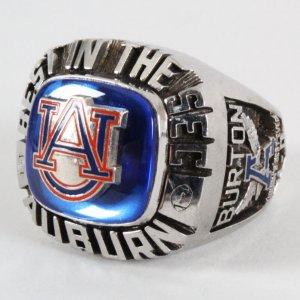 1993 Auburn Tigers Championship Ring Iron Bowl SEC
