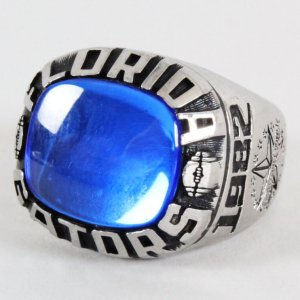 1982 Florida Gators Bluebonnet Bowl Ring