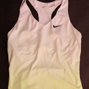 A Victoria Azarenka Game-Used Custom Nike Tennis Shirt.  2015 Australian Open.