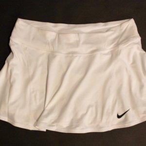 A Victoria Azarenka Game-Used Custom Nike Tennis Skirt.  2015 Wimbledon Championships.  Quarterfinals.
