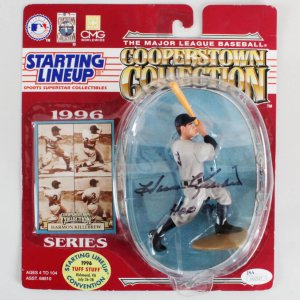 Harmon Killebrew Signed Starting Lineup - COA JSA