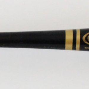 Tony Womack Game-Used Signed WS Bat - COA JSA