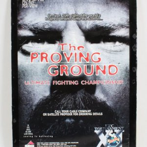 UFC 11 On-Site Poster 24x36 The Proving Ground