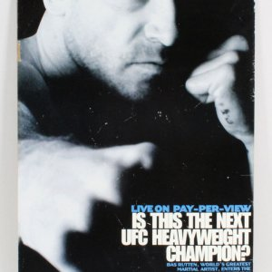 UFC 18 On-Site Poster 24x36 The Road to the Heavyweight Title