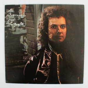 Lee Ritenour Signed Record Album - COA JSA