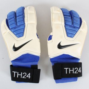 2011 Tim Howard Game-Worn Colorado Rapids Goalie Gloves, Signed 100% Team Grade: 11/20