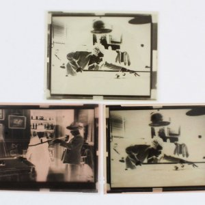 Movie Photo Negatives (3) Billards Color of Money