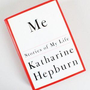 Katharine Hepburn Signed Book - COA JSA