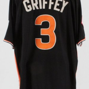 Ken Griffey Jr. Game-Worn All-Star Jersey 2007