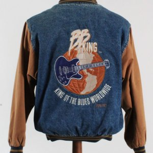 BB King Tour Jacket Worn by Melvin Wildcat Jackson