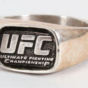 Ultimate Fighting Championship Ring