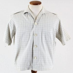 1973 Frank Sinatra Worn Shirt Personally Owned