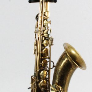 B.B. King Stage Used Saxophone Selmer Mark VI Melvin Jackson