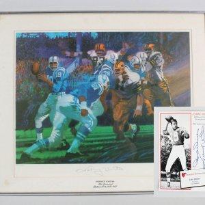 1980 USA Hockey Team Multi-Signed Photo - COA JSA