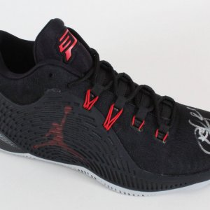 Chris Paul Signed Shoe CP3.X Nike Rockets - COA Steiner