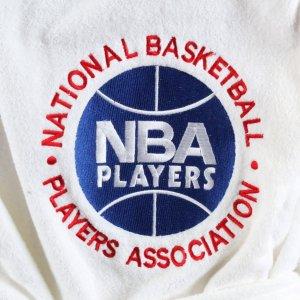 Derek Fisher Worn Robe Los Angeles Lakers - COA 100% Team