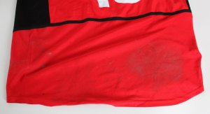2003-04 Paul Scholes Game-Worn Jersey Manchester United F.C.