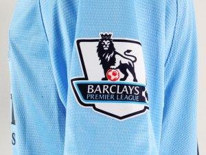 2014 Javi Garcia Game-Worn Jersey Manchester City F.C.