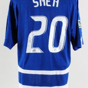 Brek Shea Signed Jersey MLS FC Dallas
