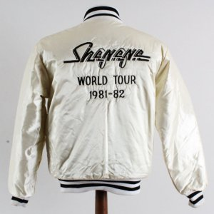 1981-82 Sha Na Na World Tour Jacket