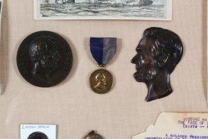 Abraham Lincoln Display