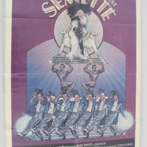 1979 Sextette Movie Poster One Sheet 790031