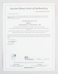 Celebrity Signed Lot (3) - Steven Stills, etc. - JSA
