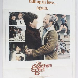 1977 The Goodbye Girl Movie Poster One Sheet 770167