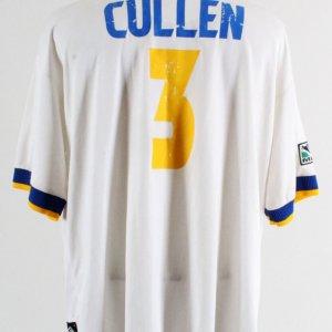 Leo Cullen Game-Worn Jersey Miami Fusion